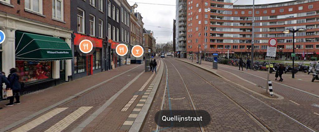 Beispiel Amsterdam